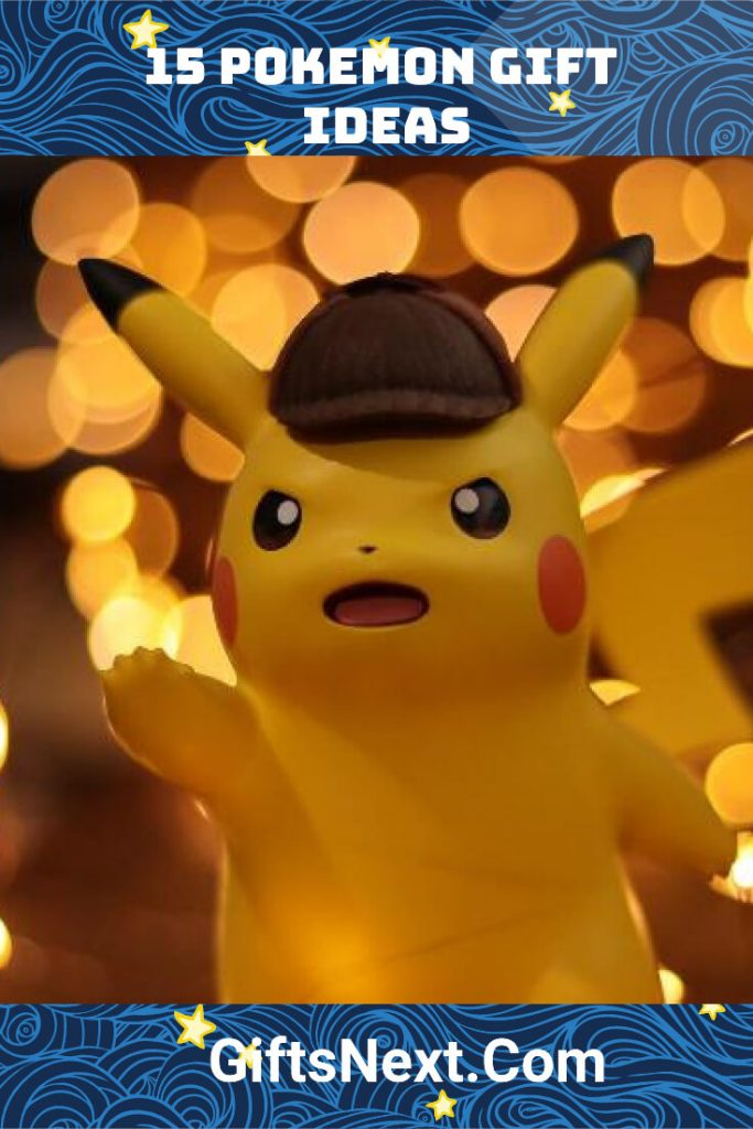 15 Pokemon Gift Ideas
