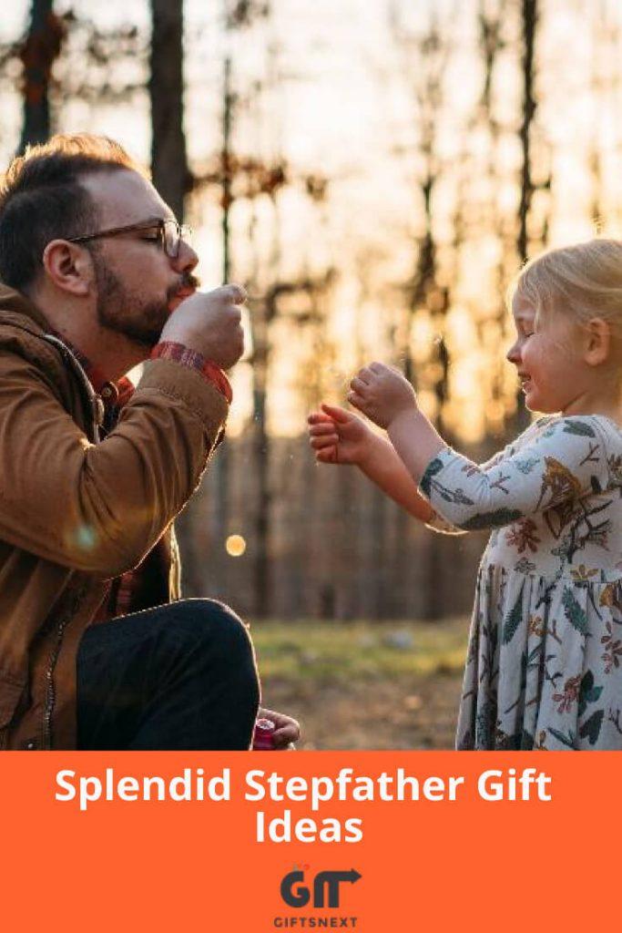 Stepfather Gift Ideas