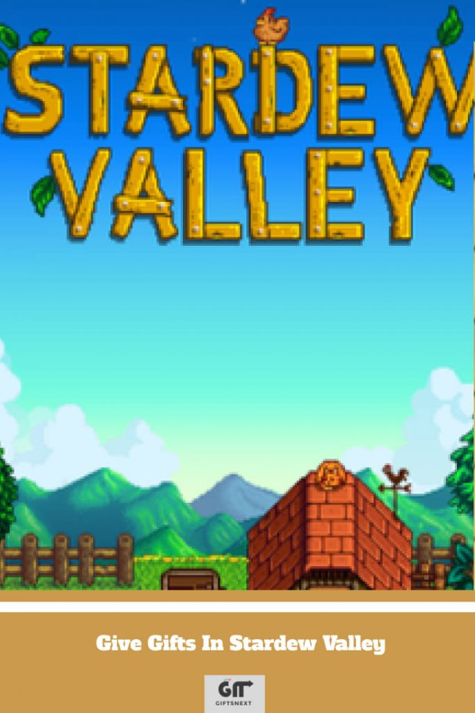 Gifts In Stardew Valley