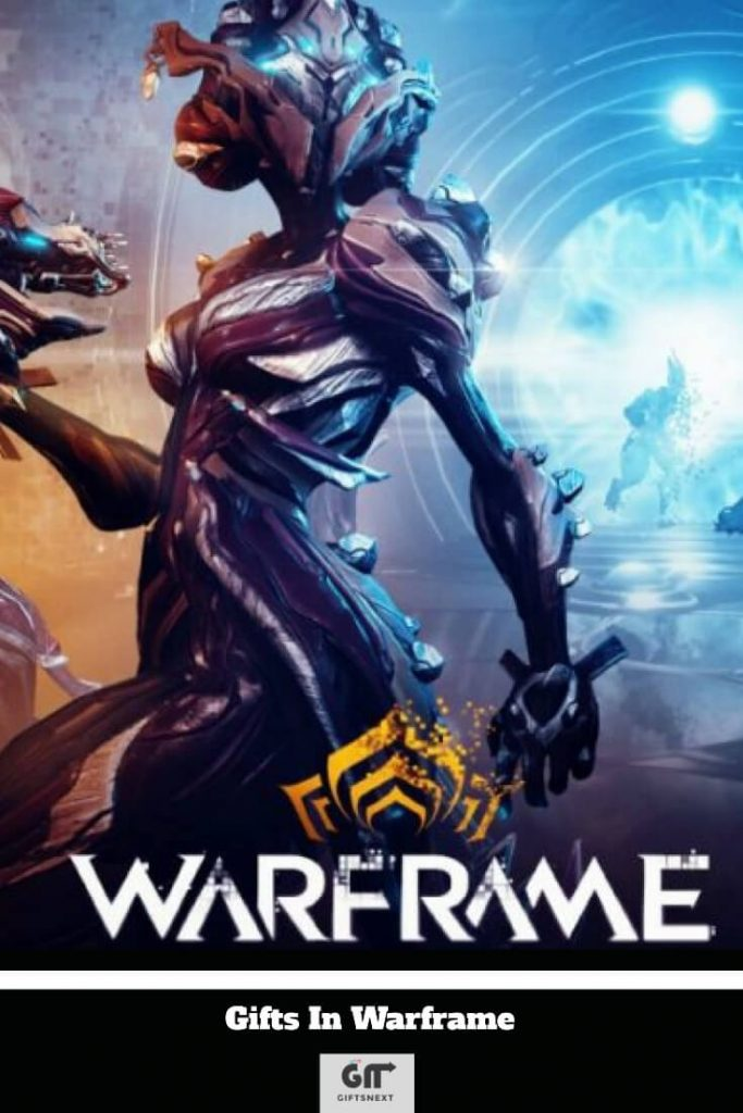 Gifts In Warframe