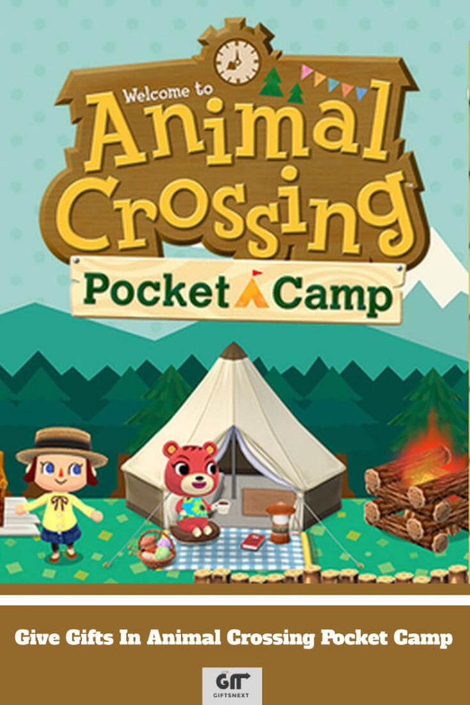 Gifts In Animal Crossing Pocket Camp