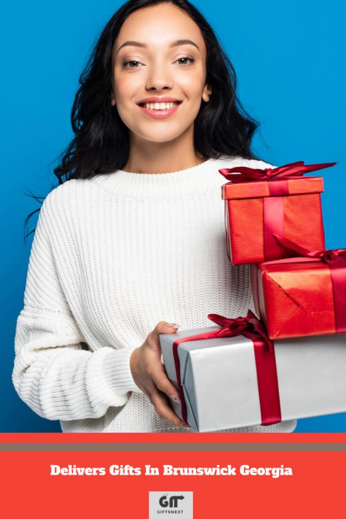 Delivers Gifts In Brunswick Georgia