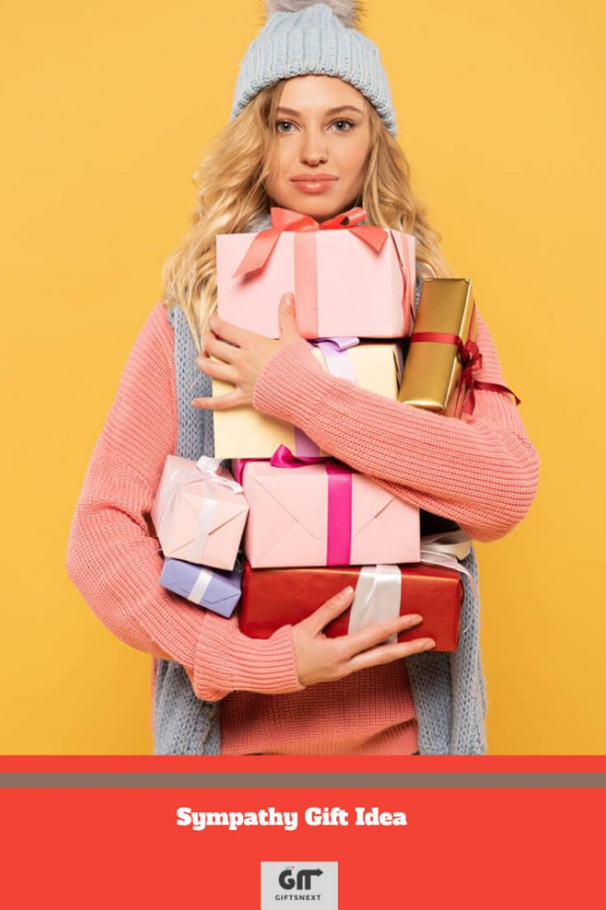 Sympathy Gift Idea